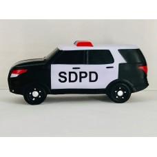 SDPD Foam SUV