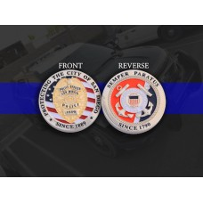 SDPD / Coast Guard Coin
