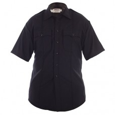 Men's Elbeco Short Sleeve Uniform Shirt (+2 SDPD Patches attached)