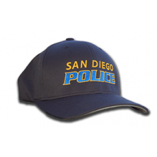 Approved SDPD Uniform Cap (MEMBERS EXCLUSIVE)