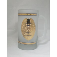SDPOA Frosted Tankard