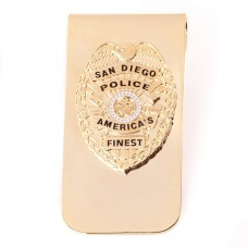 SDPD Money Clip