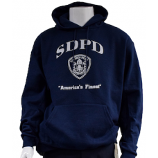 SDPD Patch Hoodie