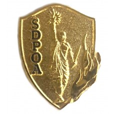 POA Badge Lapel Pin