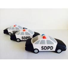 SDPD Foam Car