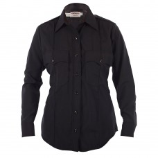 Women's Elbeco Long Sleeve Uniform Shirt (+2 SDPD patches attached)